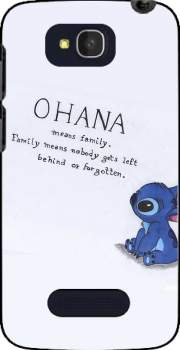 Ohana Means Family Case for Alcatel One Touch Pop C7