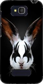 Kiss of a rabbit punk Case for Alcatel One Touch Pop C7