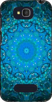 SEAFOAM BLUE Case for Alcatel One Touch Pop C7
