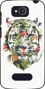 Tropical Tiger Case for Alcatel One Touch Pop C7
