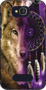 Wolf Dreamcatcher Alcatel One Touch Pop C7 Case