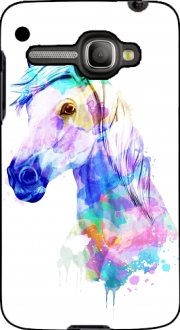 watercolor horse Case for Alcatel One Touch X'Pop