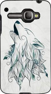 Wolf  Case for Alcatel One Touch X'Pop