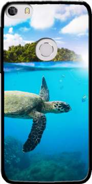 Tropical Paradise Case for Alcatel Idol 5