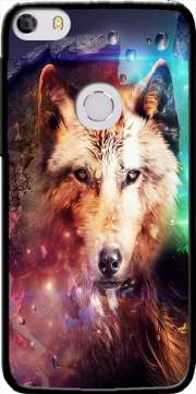 Wolf Imagine Case for Alcatel Idol 5