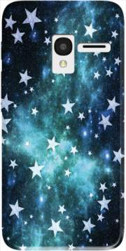 All Stars Mint Case for Alcatel Pixi 3 4.5 3G 4027X