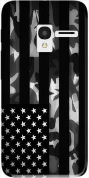 American Camouflage Case for Alcatel Pixi 3 4.5 3G 4027X