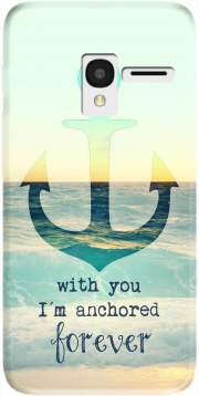 Anchored Forever Case for Alcatel Pixi 3 4.5 3G 4027X