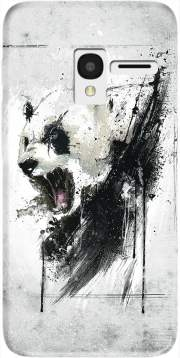 Angry Panda Case for Alcatel Pixi 3 4.5 3G 4027X