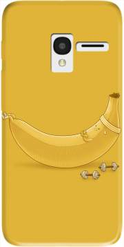 Banana Crunches Case for Alcatel Pixi 3 4.5 3G 4027X