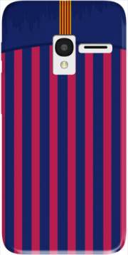 Barcelone Football Case for Alcatel Pixi 3 4.5 3G 4027X