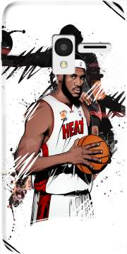 Basketball Stars: Lebron James Case for Alcatel Pixi 3 4.5 3G 4027X
