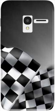 Checkered Flags Case for Alcatel Pixi 3 4.5 3G 4027X