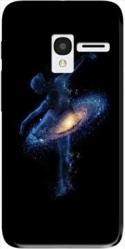 Cosmic dance Case for Alcatel Pixi 3 4.5 3G 4027X