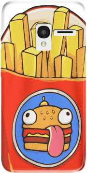 French Fries by Fortnite Case for Alcatel Pixi 3 4.5 3G 4027X