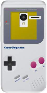 GameBoy Style Case for Alcatel Pixi 3 4.5 3G 4027X