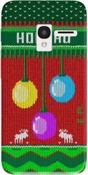 Hohoho Chrstimas design Case for Alcatel Pixi 3 4.5 3G 4027X