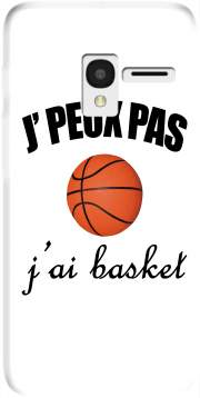 Je peux pas j ai basket Case for Alcatel Pixi 3 4.5 3G 4027X