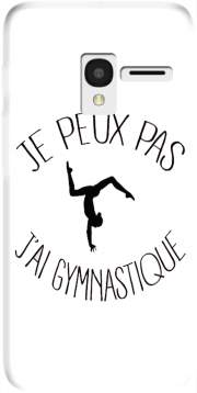 Je peux pas j ai gymnastique Case for Alcatel Pixi 3 4.5 3G 4027X