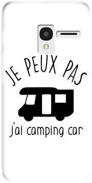 Je peux pas jai camping car Case for Alcatel Pixi 3 4.5 3G 4027X