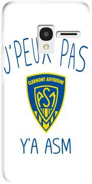 Je peux pas ya ASM - Rugby Clermont Auvergne Case for Alcatel Pixi 3 4.5 3G 4027X