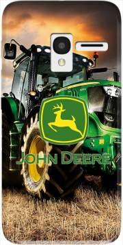 John Deer tractor Farm Case for Alcatel Pixi 3 4.5 3G 4027X