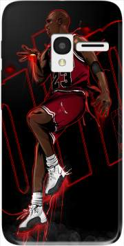 Michael Jordan Case for Alcatel Pixi 3 4.5 3G 4027X