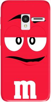 M&M's Red Case for Alcatel Pixi 3 4.5 3G 4027X