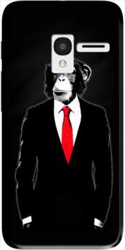 Monkey Domesticated Case for Alcatel Pixi 3 4.5 3G 4027X
