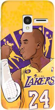 NBA Legends: Kobe Bryant Case for Alcatel Pixi 3 4.5 3G 4027X