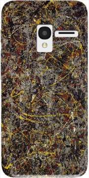 No5 1948 Pollock Case for Alcatel Pixi 3 4.5 3G 4027X