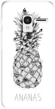 PineApplle Case for Alcatel Pixi 3 4.5 3G 4027X