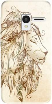 Poetic Lion Case for Alcatel Pixi 3 4.5 3G 4027X