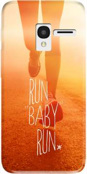Run Baby Run Case for Alcatel Pixi 3 4.5 3G 4027X