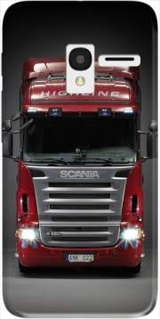 Scania Track Case for Alcatel Pixi 3 4.5 3G 4027X