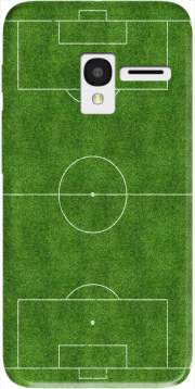 Soccer Field Case for Alcatel Pixi 3 4.5 3G 4027X