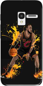 The King James Case for Alcatel Pixi 3 4.5 3G 4027X