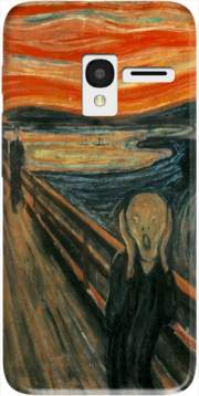 The Scream Case for Alcatel Pixi 3 4.5 3G 4027X