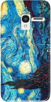 The Starry Night Case for Alcatel Pixi 3 4.5 3G 4027X