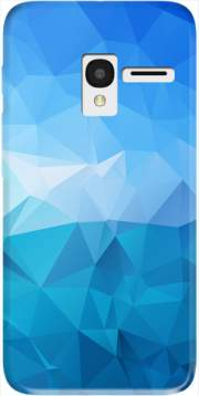 ThreeColor Case for Alcatel Pixi 3 4.5 3G 4027X