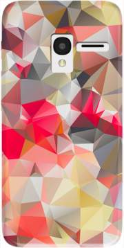 TwoColor Case for Alcatel Pixi 3 4.5 3G 4027X