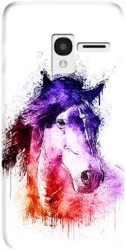 Watercolor Horse Alcatel Pixi 3 4.5 3G 4027X Case