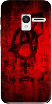 We are Anarchy Case for Alcatel Pixi 3 4.5 3G 4027X
