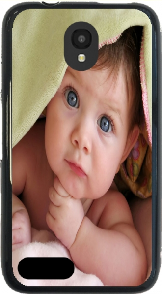 Silicone Alcatel Pixi 4 (3.5) with pictures baby