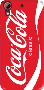 Coca Cola Rouge Classic Case for Htc Desire 628