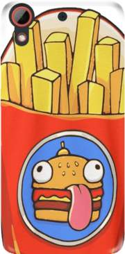 French Fries by Fortnite Case for Htc Desire 628