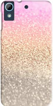 Gatsby Glitter Pink Case for HTC Desire 626