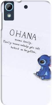 Ohana Means Family Case for HTC Desire 626