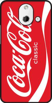 Coca Cola Rouge Classic Case for HTC One (E8)
