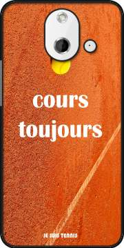 Cours Toujours Case for HTC One (E8)